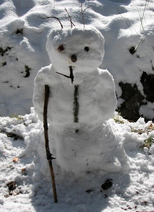 Ernestos snowman