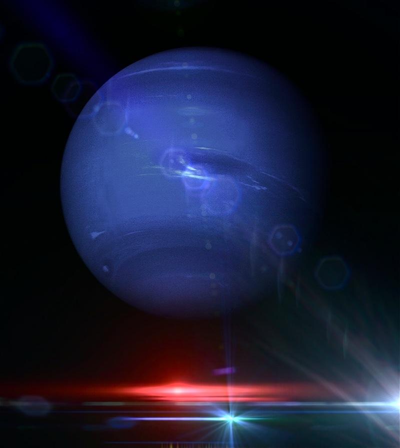 Neptun on the run e.e 2014.