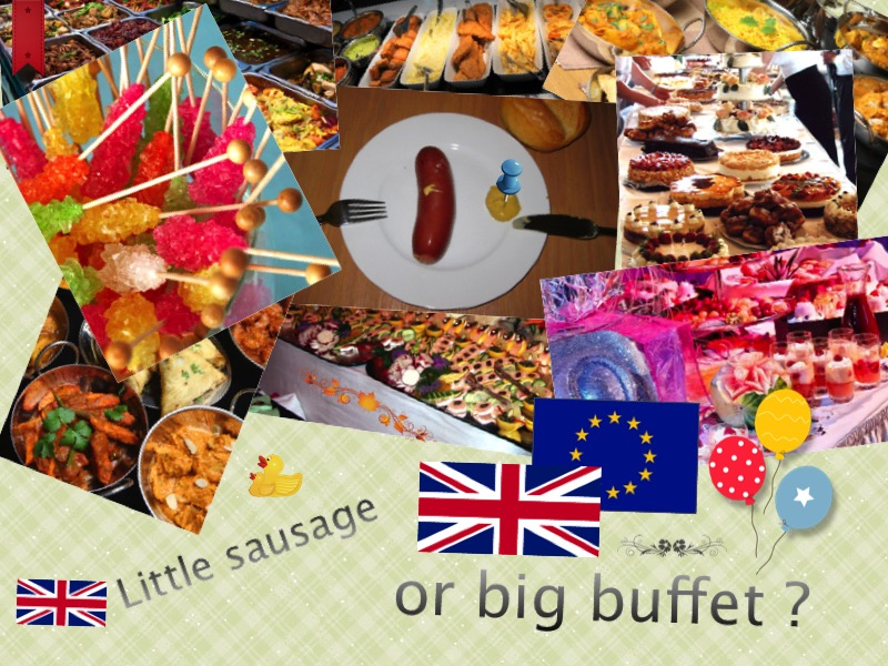 GB in - out buffet