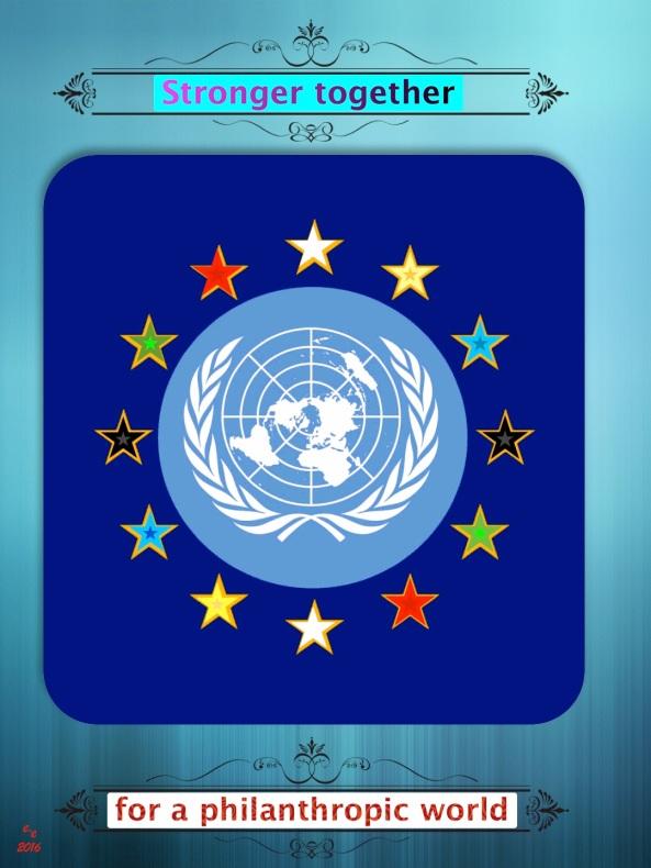 UN Stronger philantopic