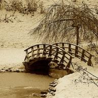 Fürstenlager Brücke Antik