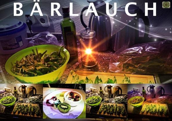 baerlauch on the table